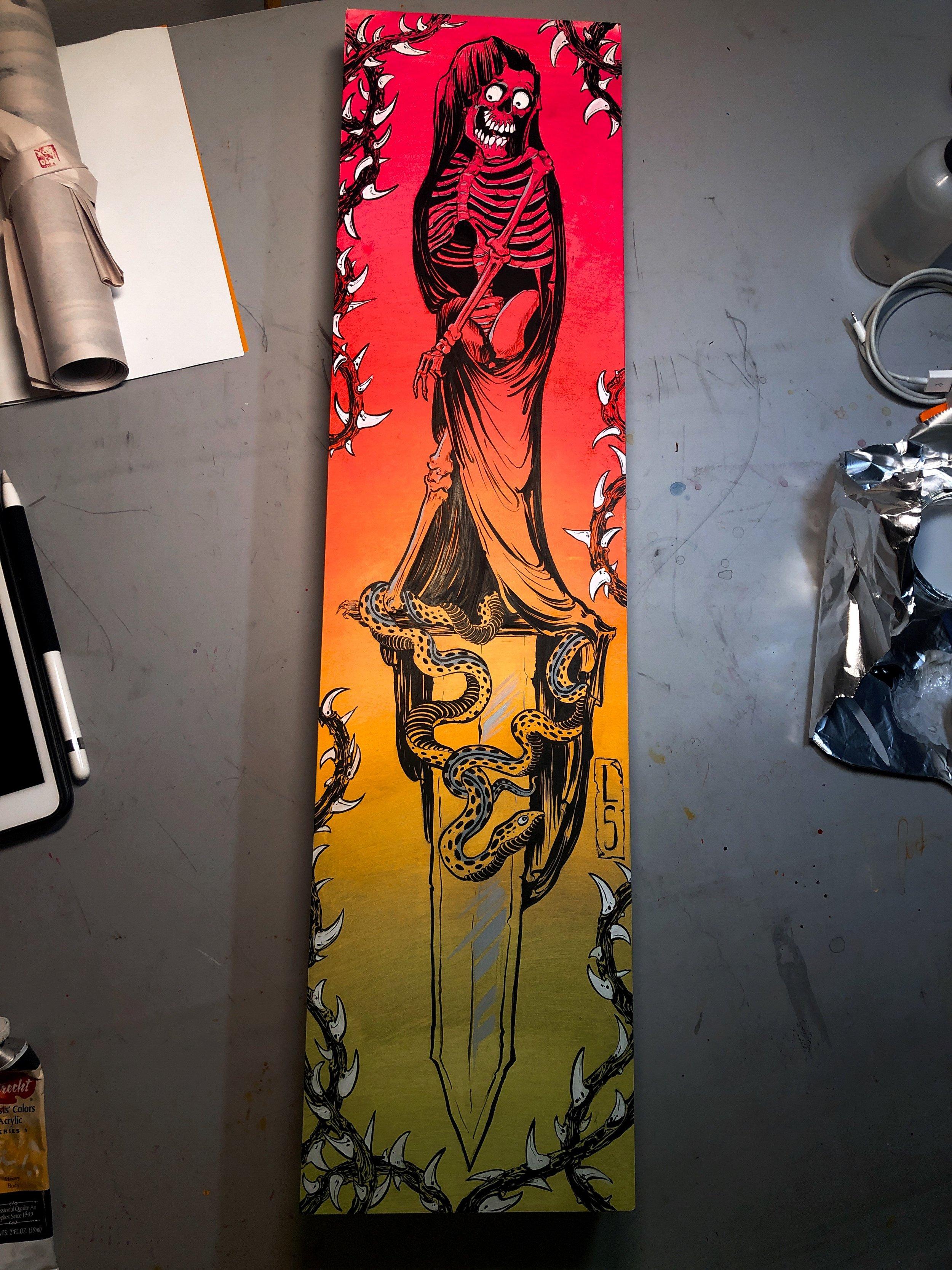 reaper dagger