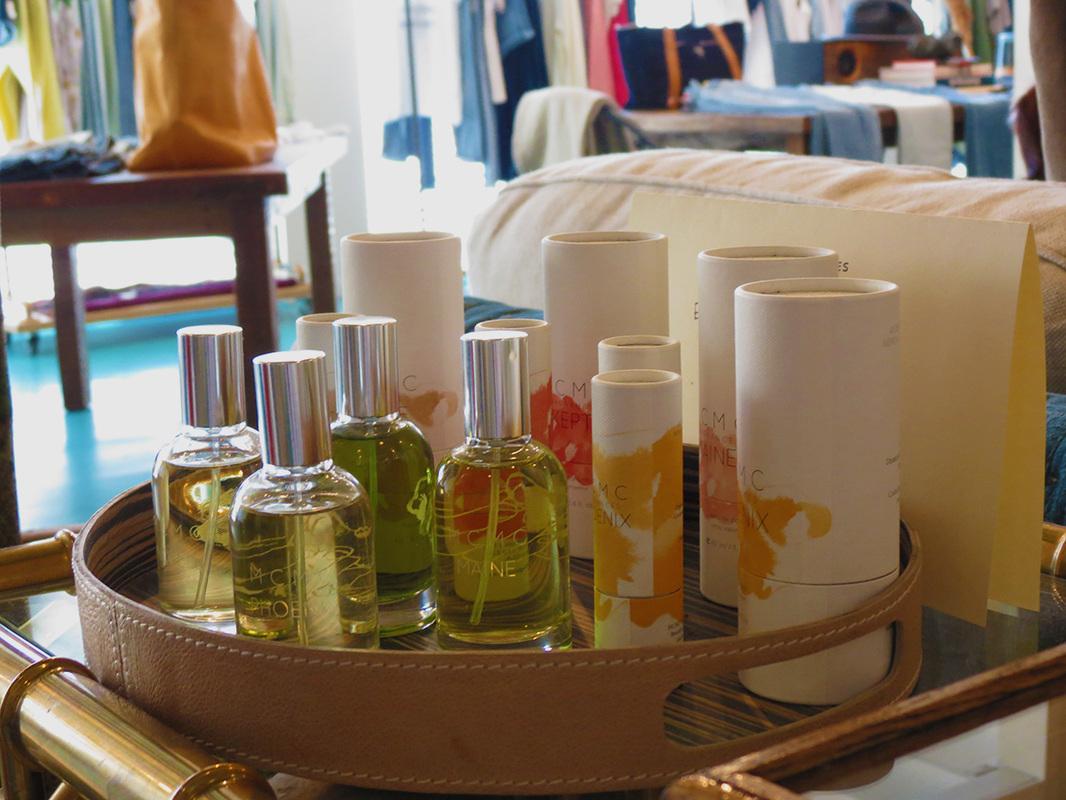 MCMC Fragrances Image by Annalise Bryan