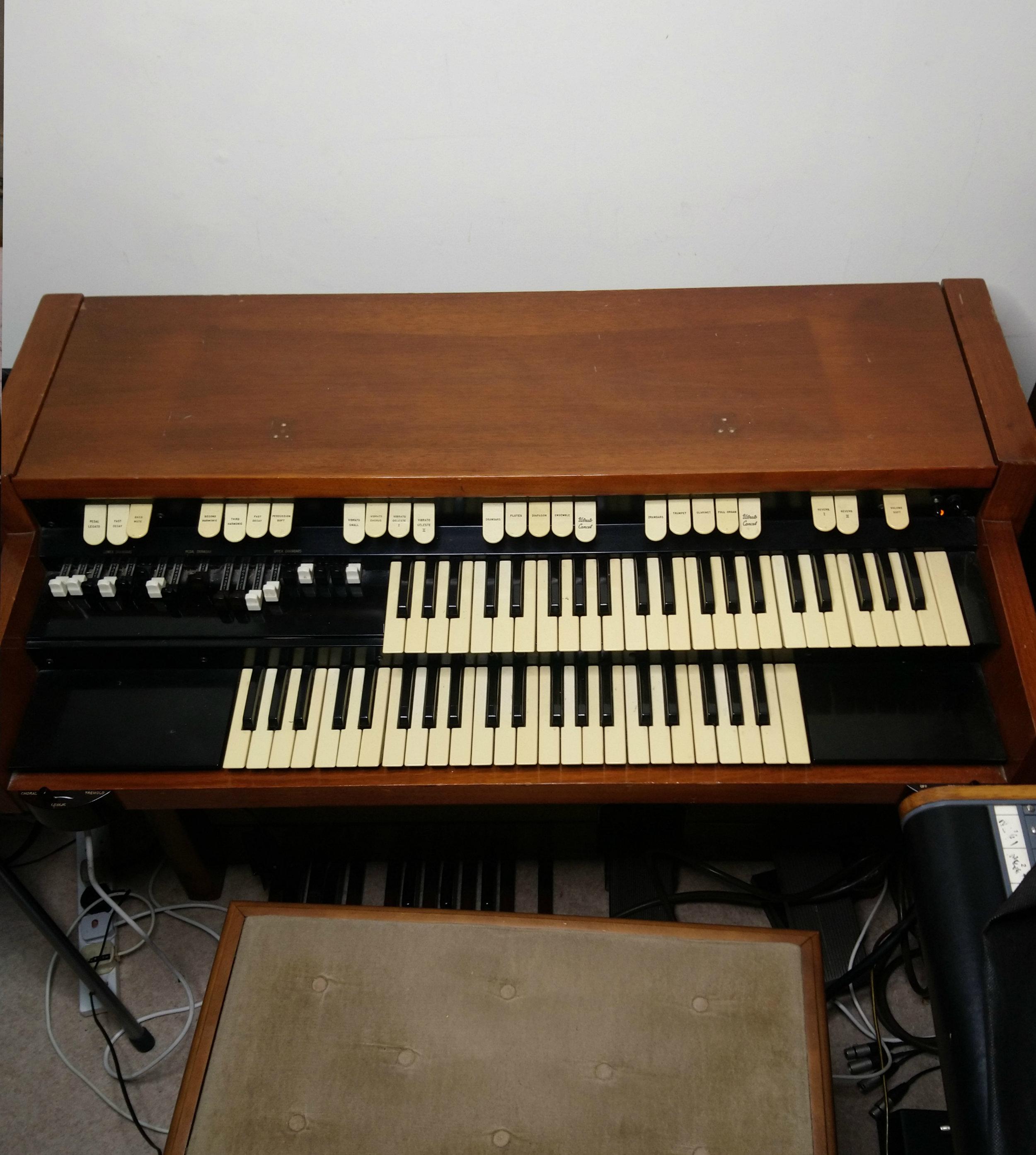 Hammond M102 Organ (1967) -