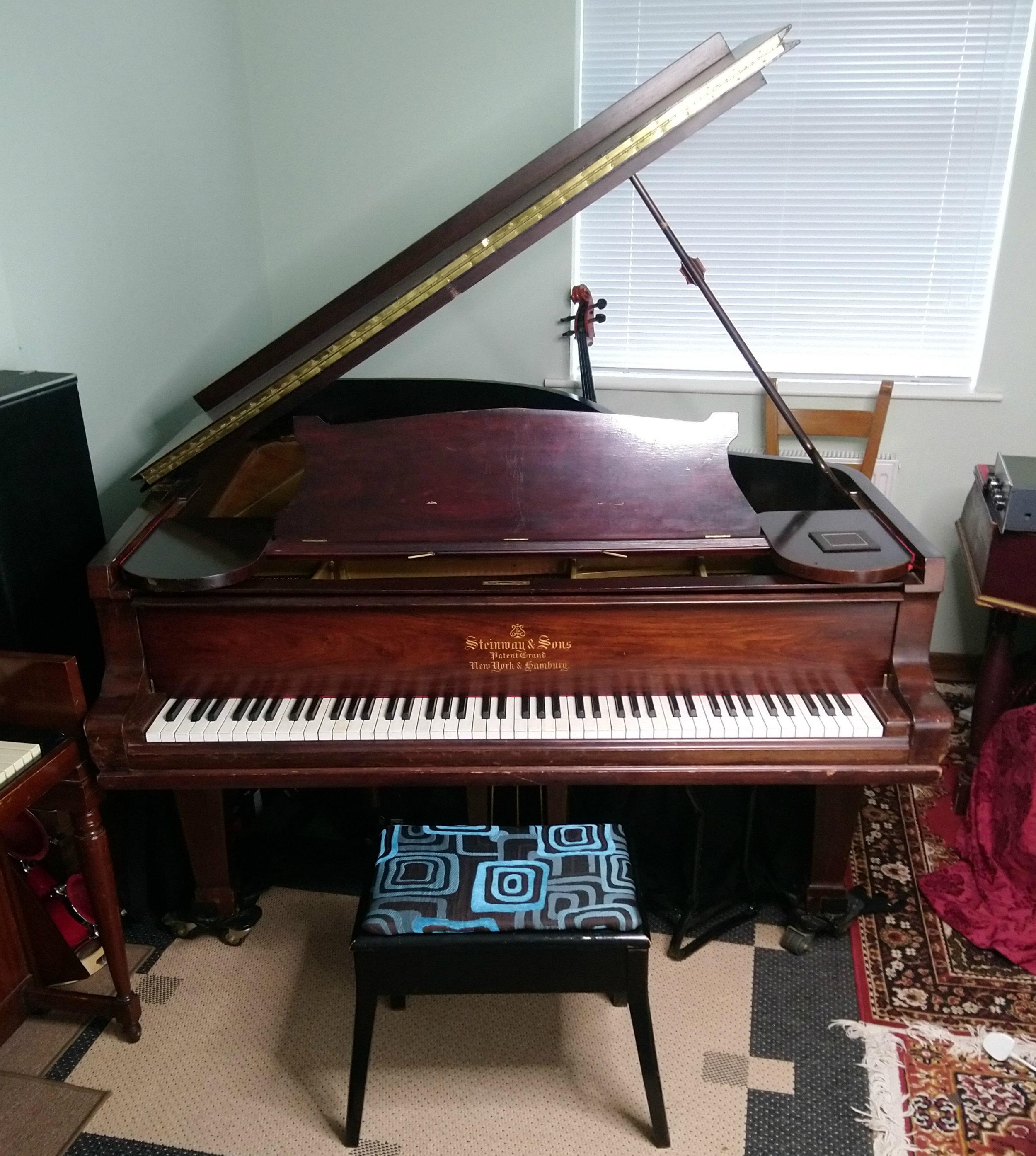 Steinway 'A' Grand Piano (1911) -