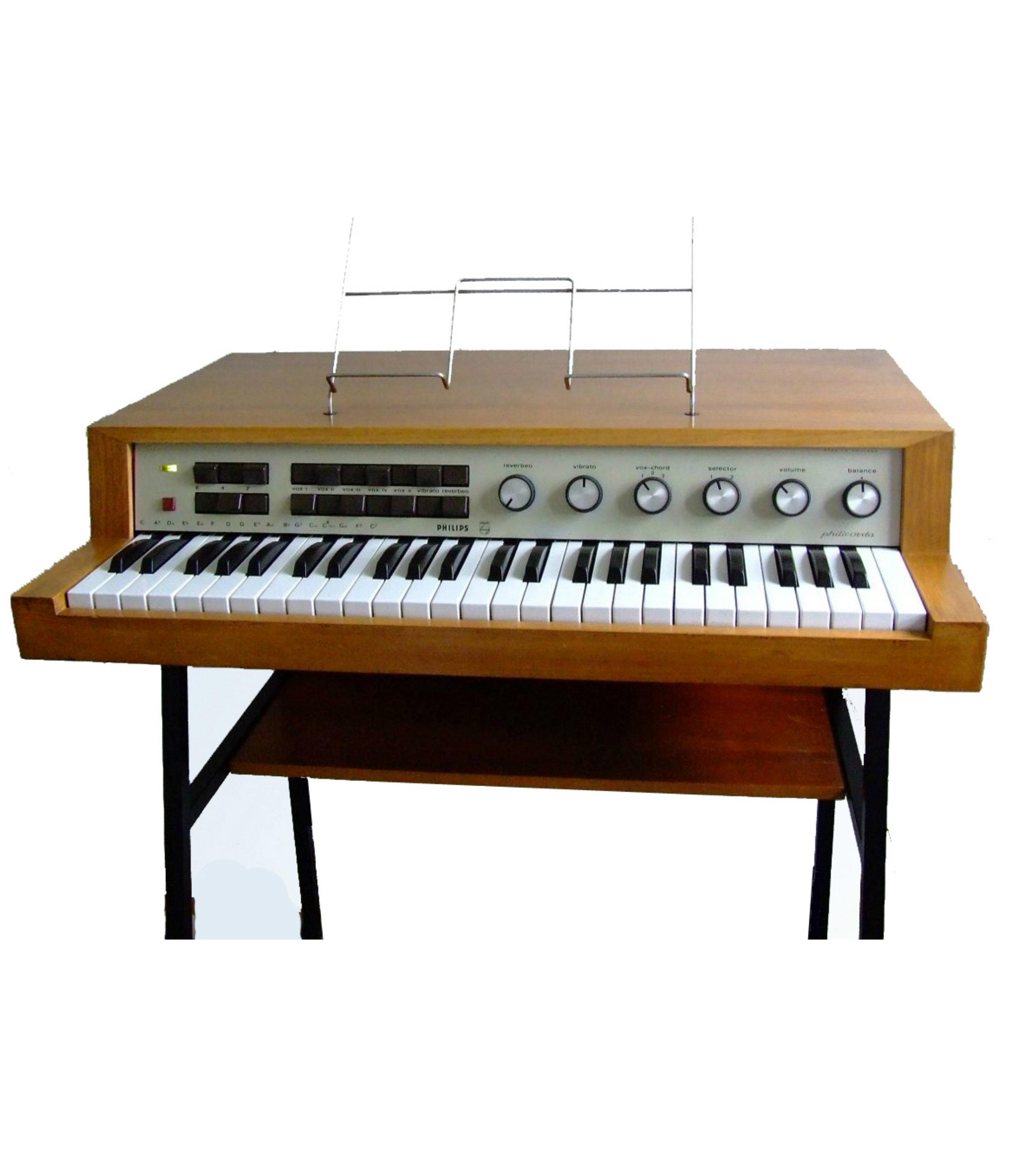 Philips Philicorda GM 751 (1966) -