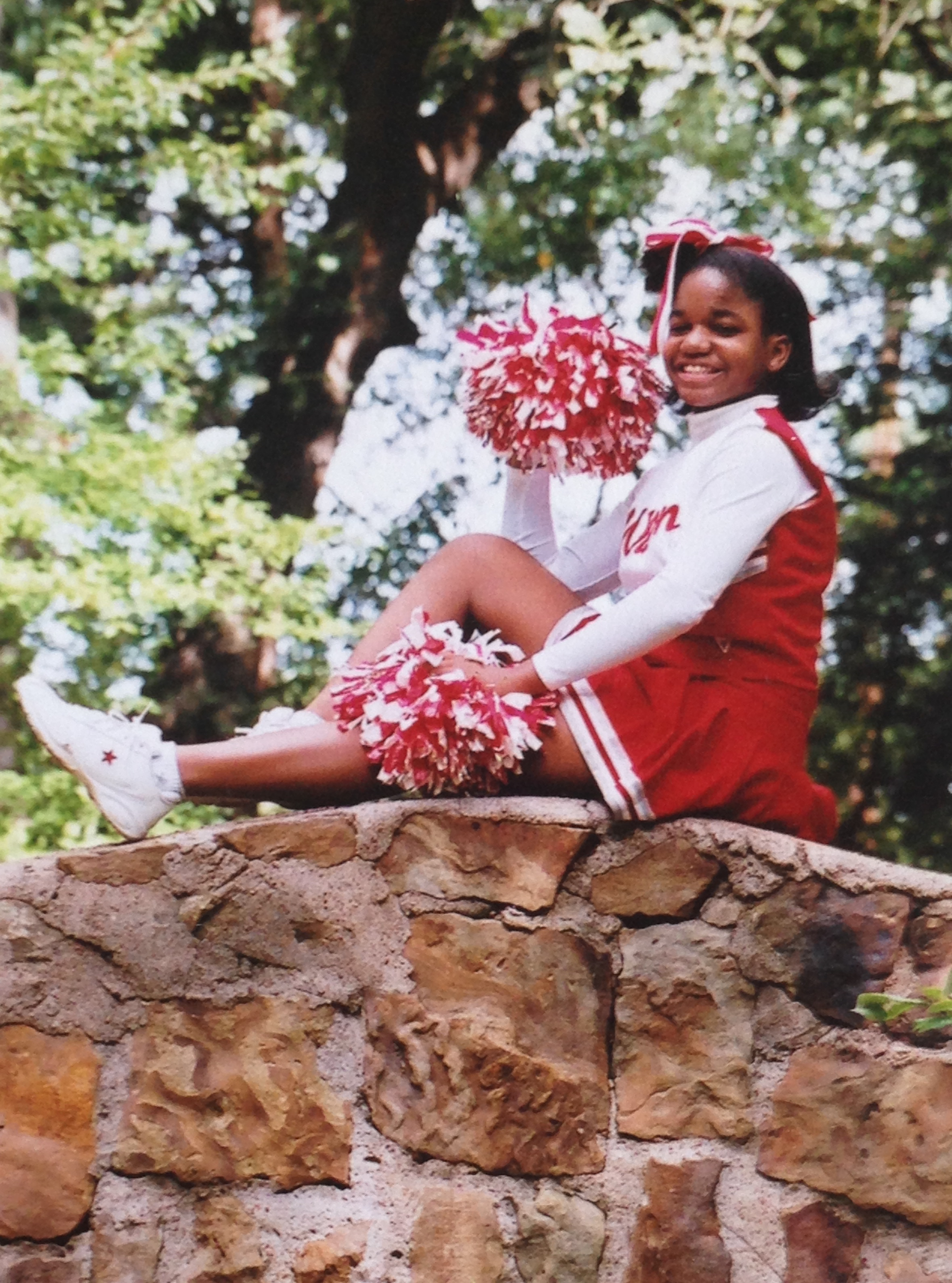 Wilson Cheerleader 2