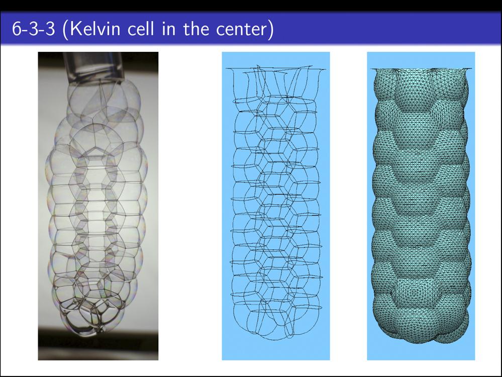 6-3-3 Kelvin Cells