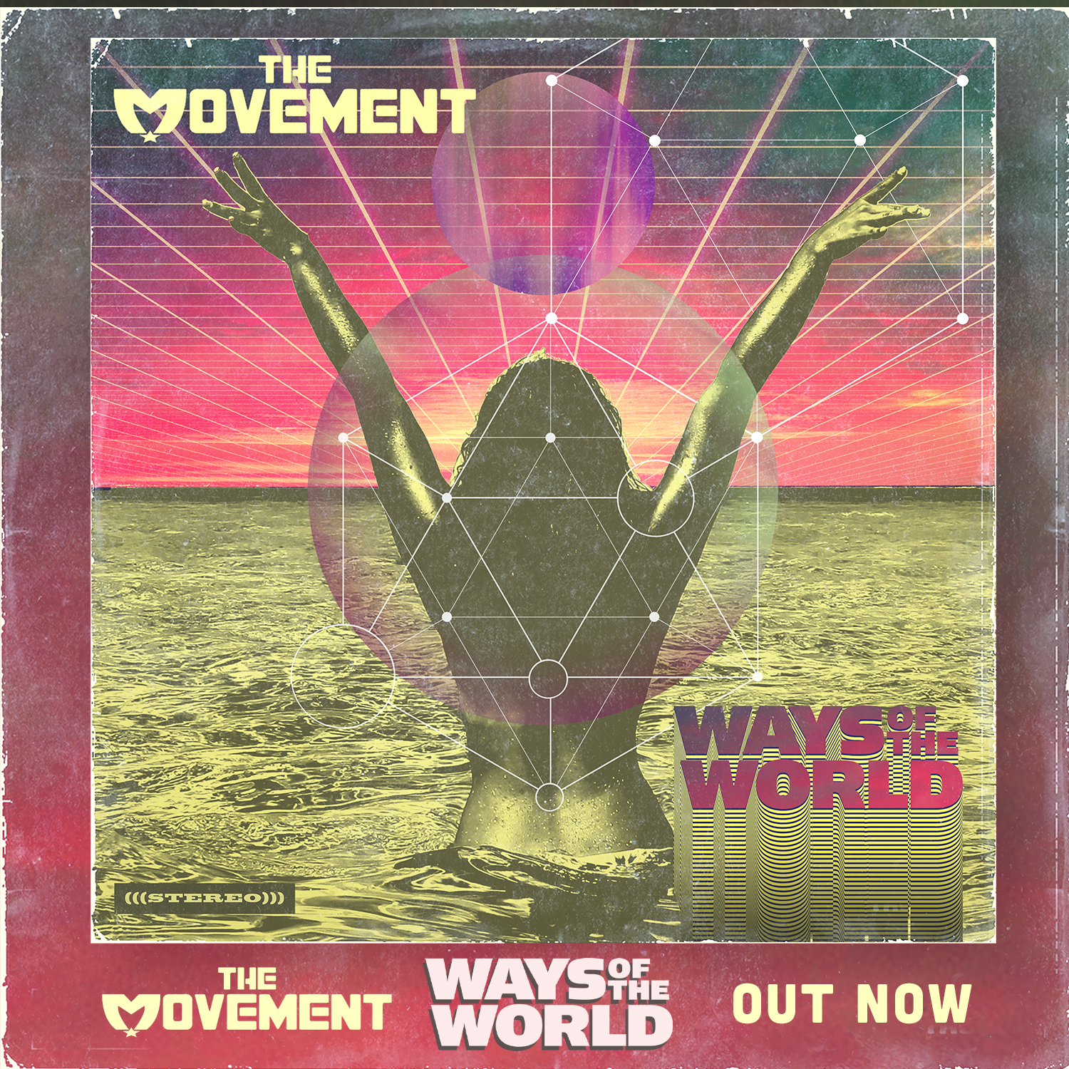 WAYS OF THE WORLD - 📣 WAYS OF THE WORLD is finally here! We are so proud of this record and couldn't be more excited for you to hear it! We poured our hearts and souls into this album, and we hope you find in it a piece of yourselves. Many thanks to everyone who listens, and we look forward to seeing you on the road! 🎶DOWNLOAD / STREAM / SUPPORT
