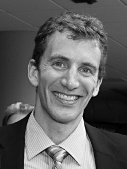 Dr. Jason Heikenfeld, CSO and Co-Founder, Eccrine Systems, Inc.