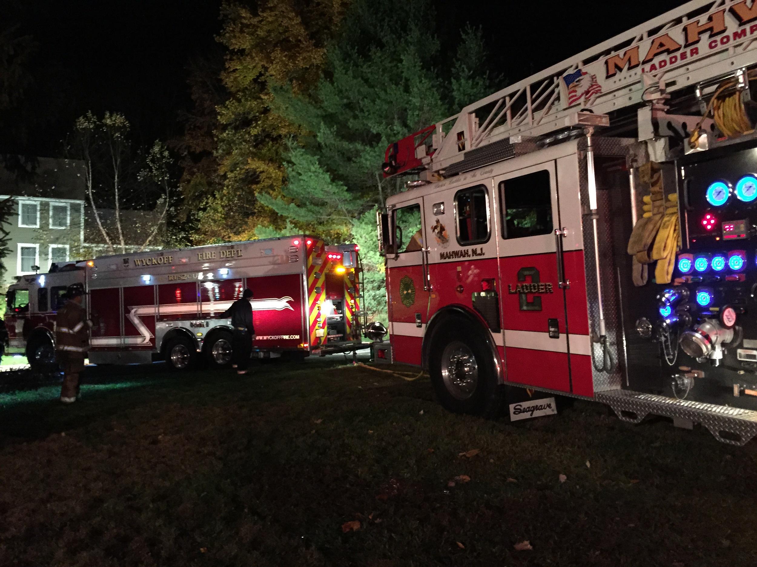 21 Victoria Lane Fire