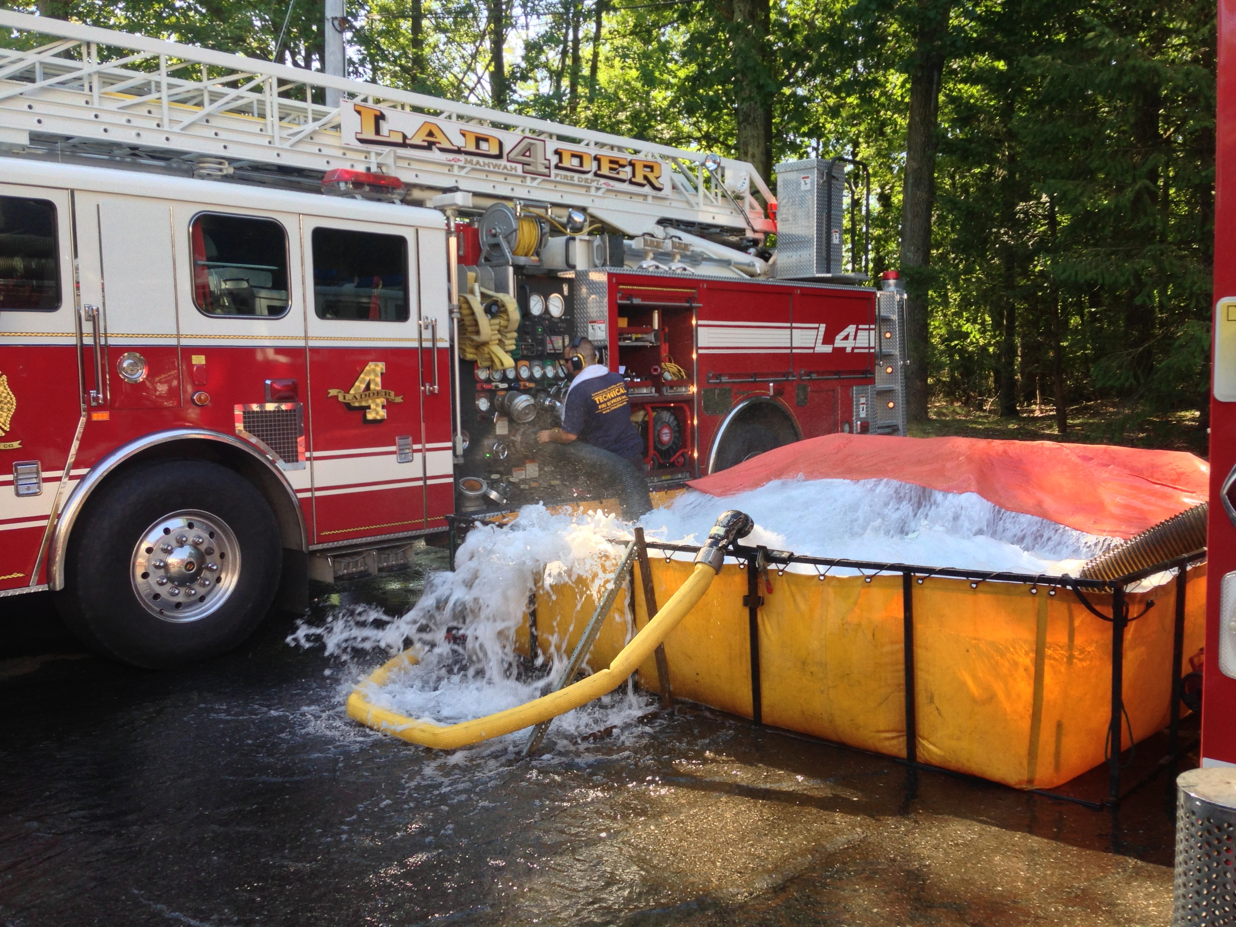 Annual Pump Testing and Certification