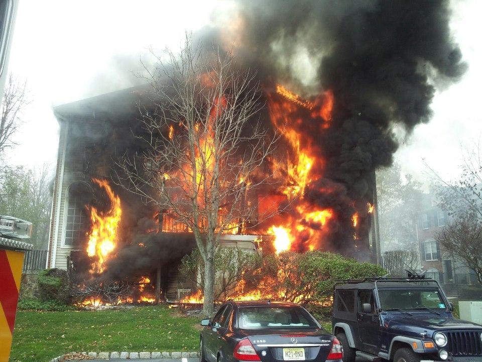 Sassafras Ct Fire