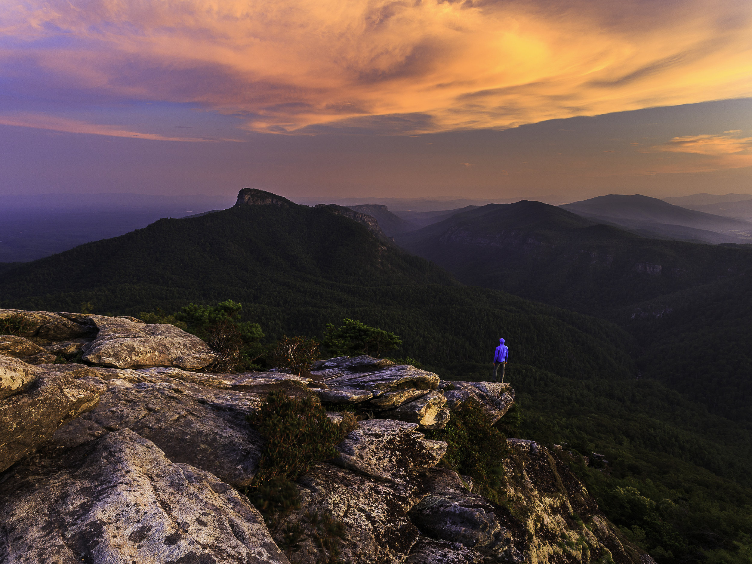 Linville Gorge, Grand Canyon of The East