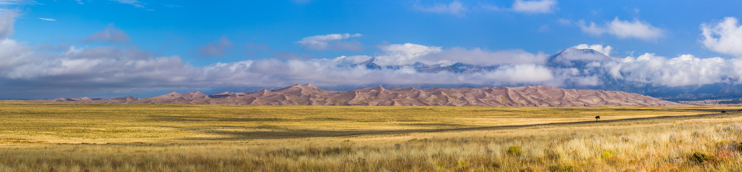 A Moving Park, Great Sand Dunes National Park  © Andrew Lockwood 2017