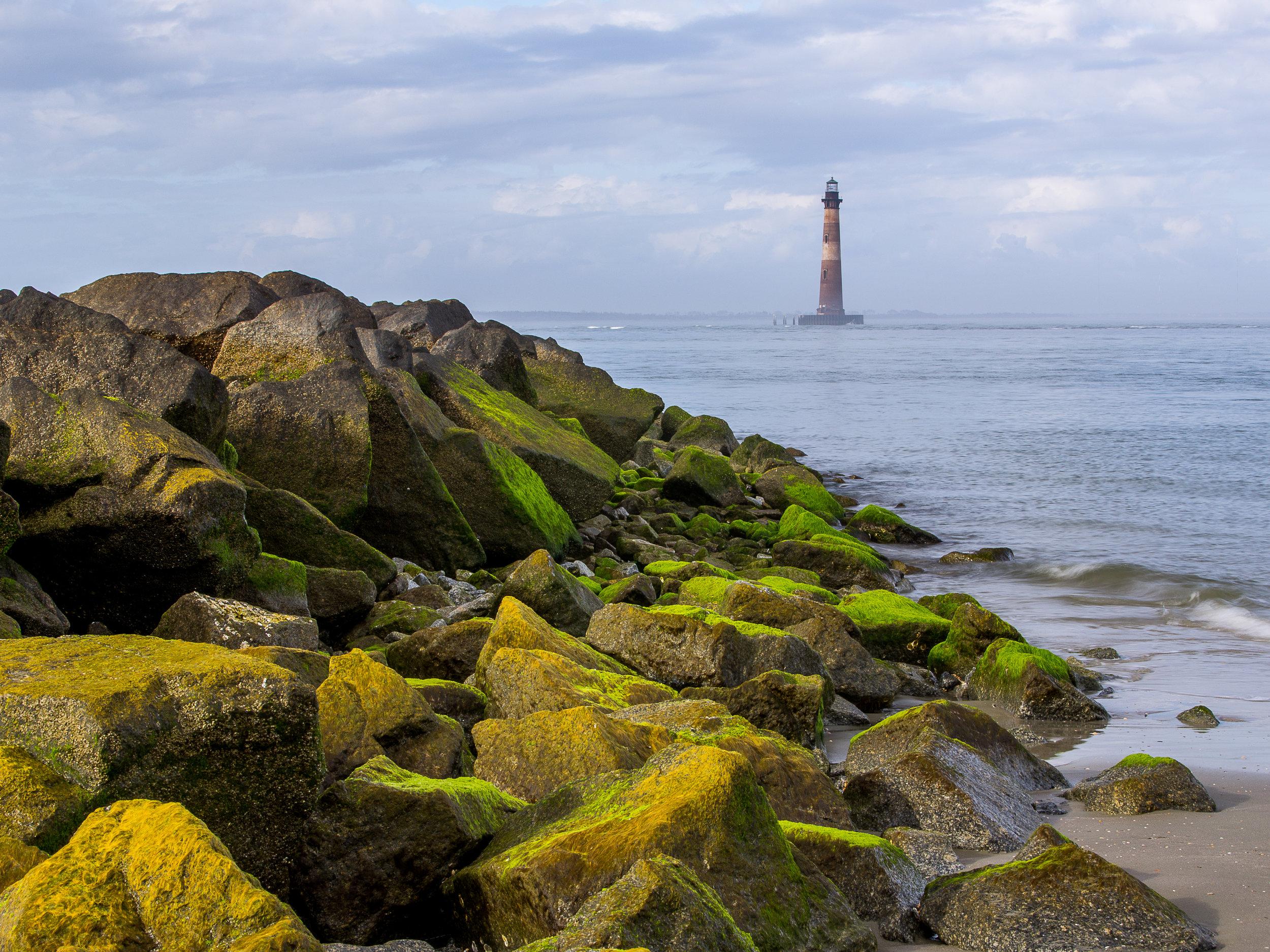 Morris Island Lighthouse, South Carolina