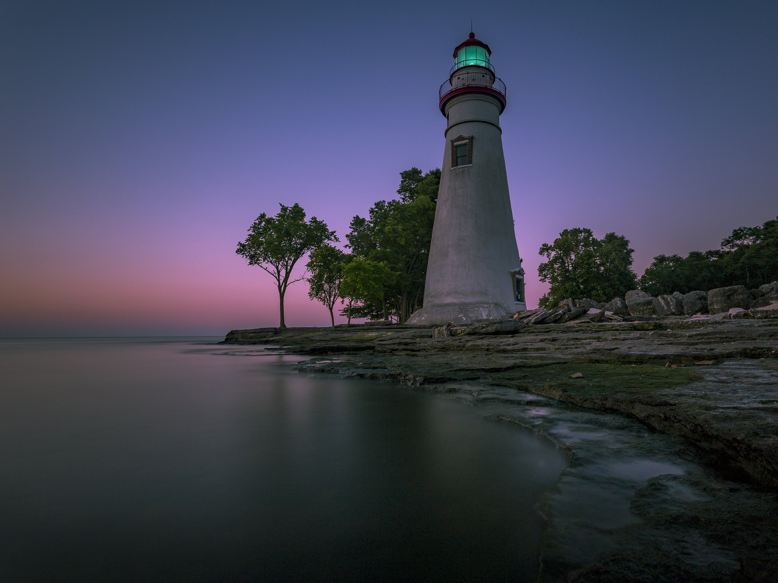 Marblehead Light, Ohio