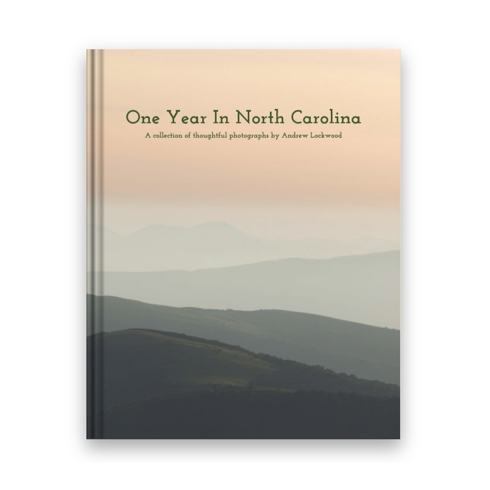ONE YEAR IN NORTH CAROLINA - by: Andrew Lockwood
