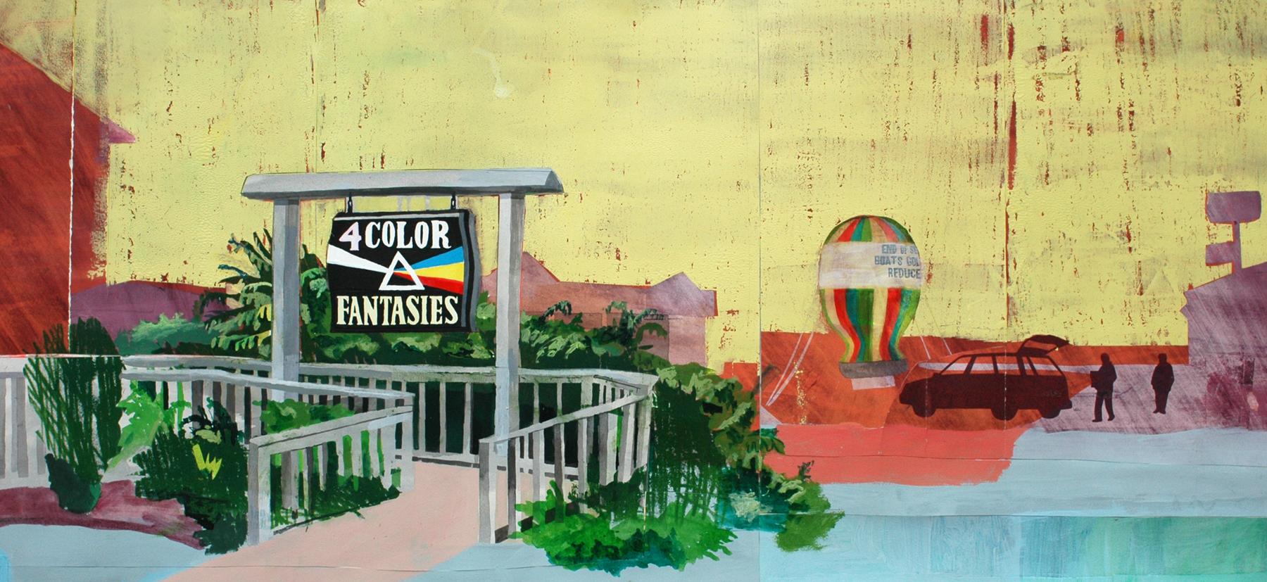 4-Color Fantasies