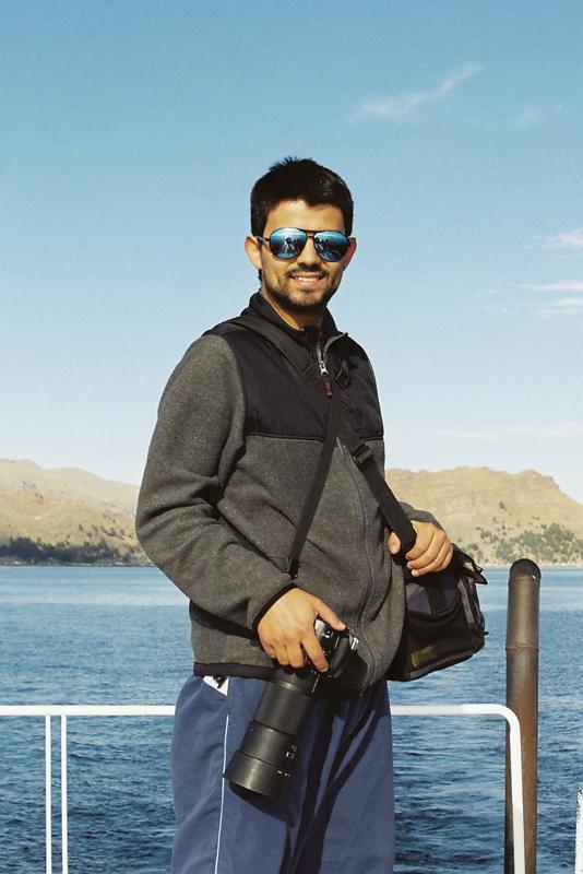 Titicaca Lake. Perú. Spring 2015.