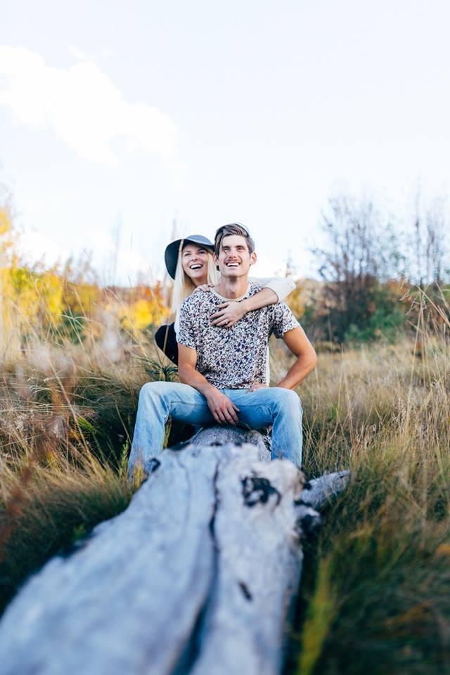 Lindsay and Steve