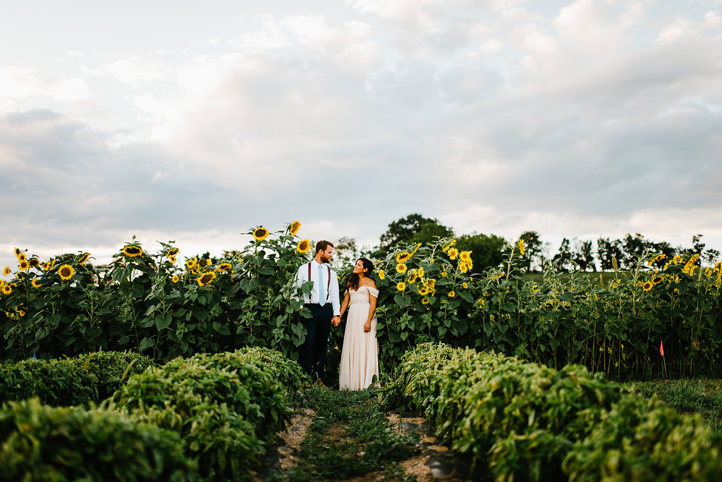 Melissa and Jesse, Rodale Institute, August 1st, 2015. All Photos by Alexander Johnnides for Pat Furey Photography