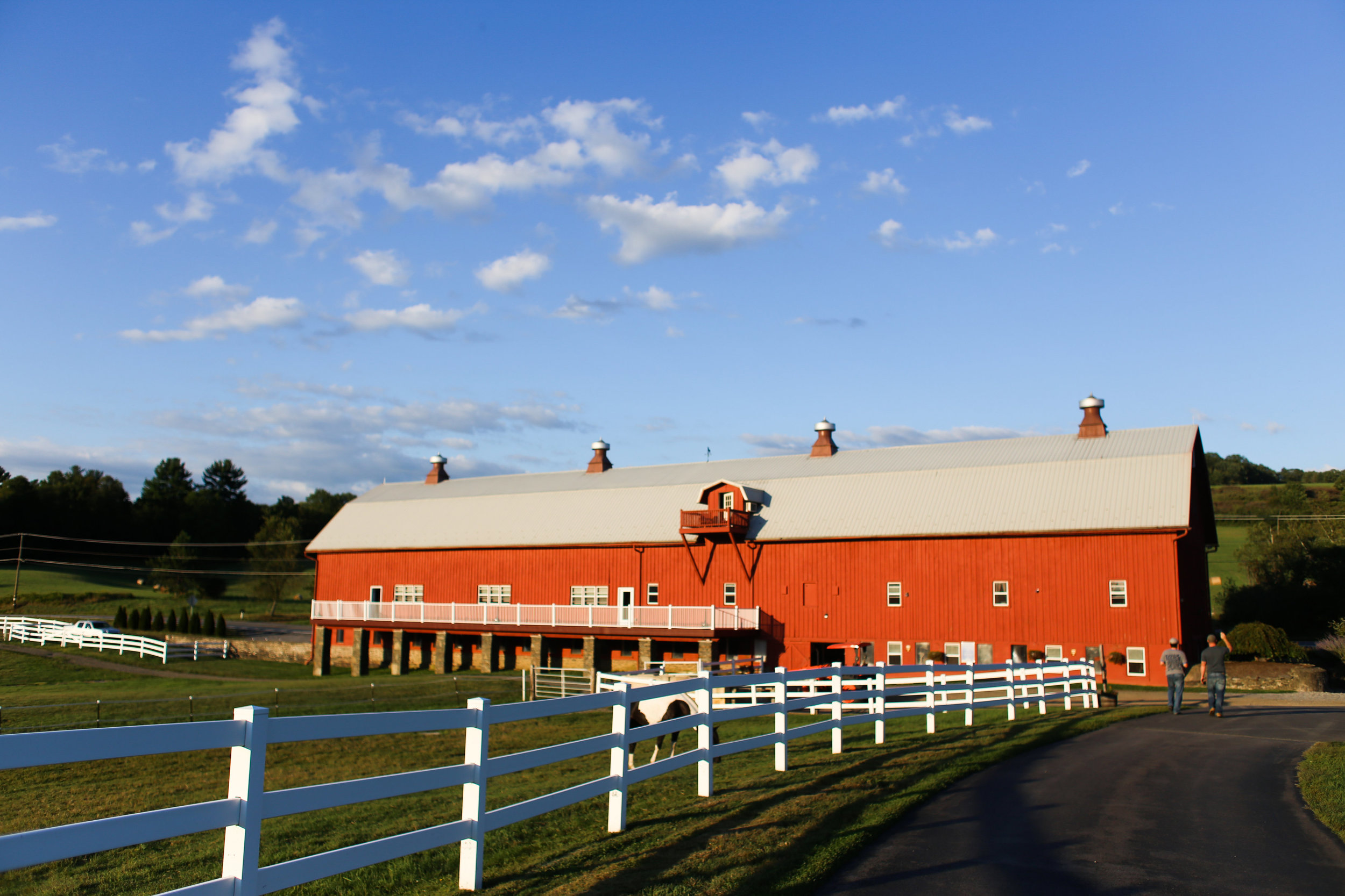 Friedman Farms, a venue that often is booked more than 12 months in advance.