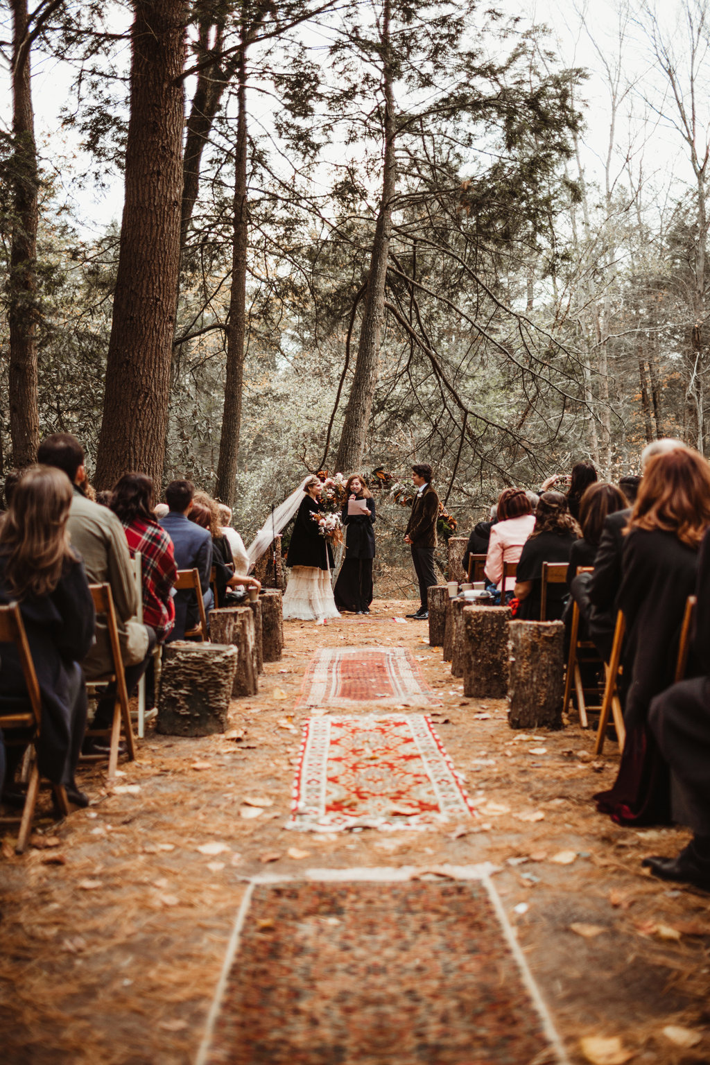 Pump House Ceremony by Michele Suits