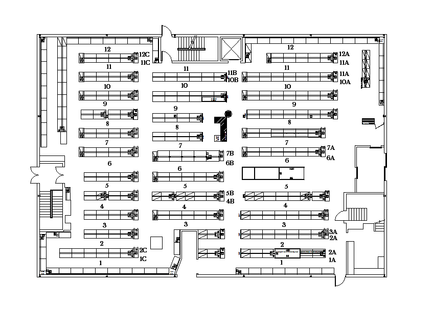 Cornells Floor Plan with Aisle Signs.png
