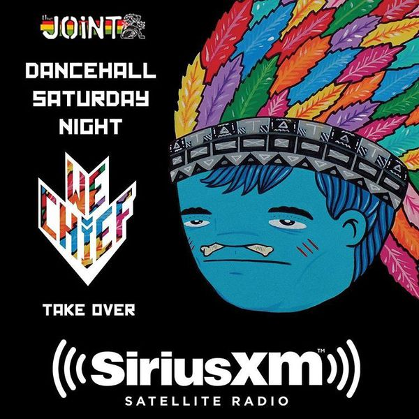 SiriusXM Dancehall Saturday Night -