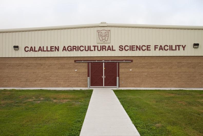 Calallen AG Front View.jpg