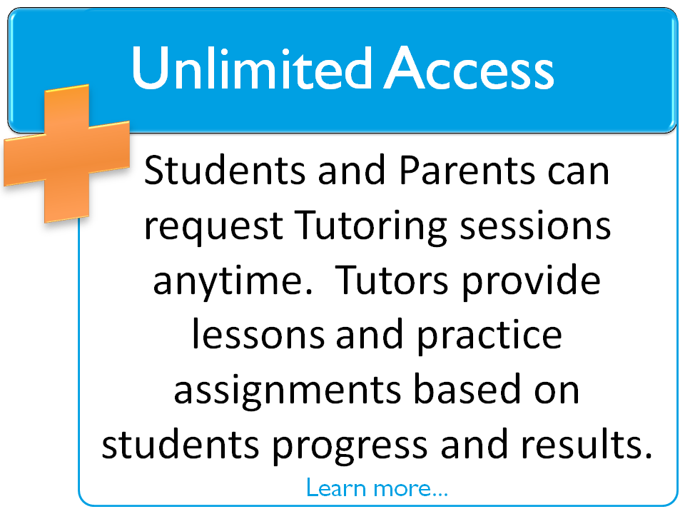 Unlimited Access to Math Help