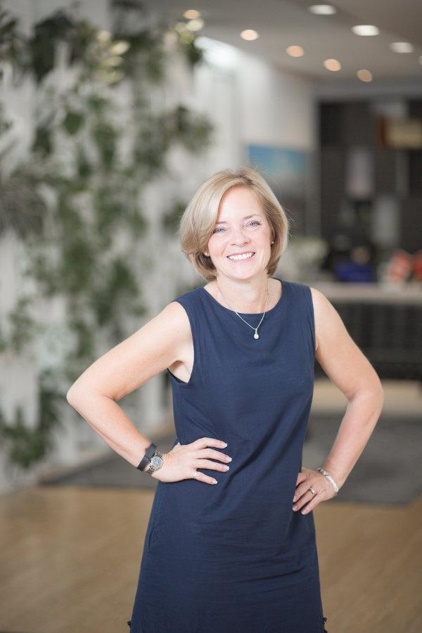 Lisa Bate - Regional Managing Principal North AmericaB+H Architects