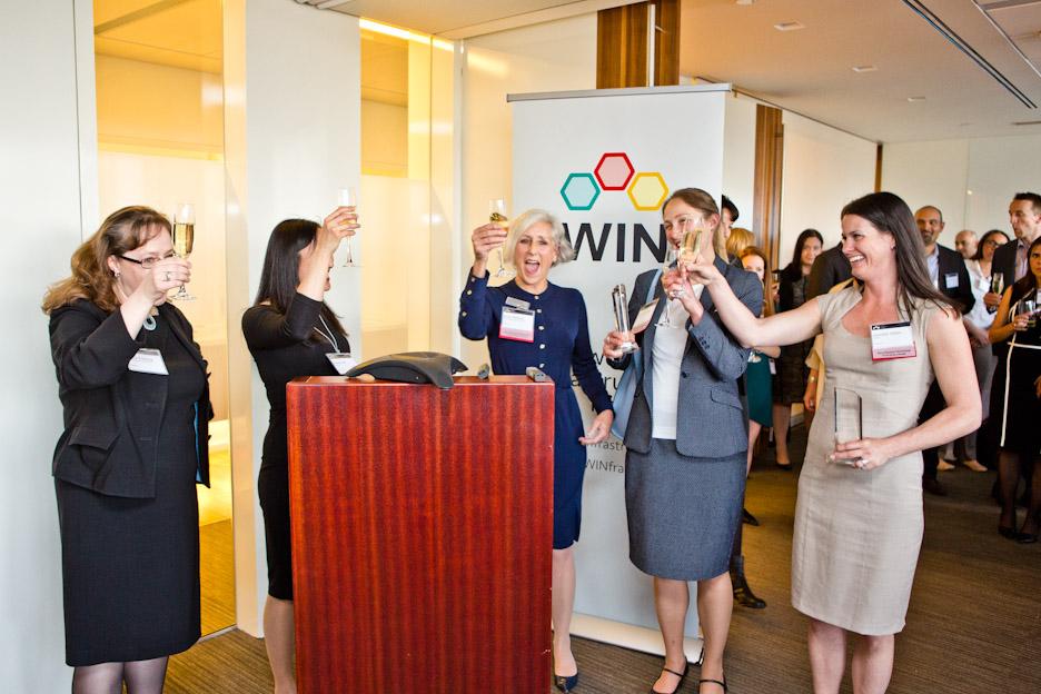 British Columbia: 2016 WIN Awards