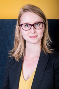 Diana Ionescu Conseillère juridique, Ingénierie des Infrastructures SNC-Lavalin