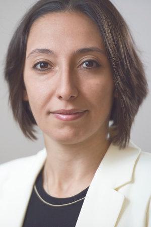 Lauren Touchant  PhD Candidate, Vanier Scholar and community organizer