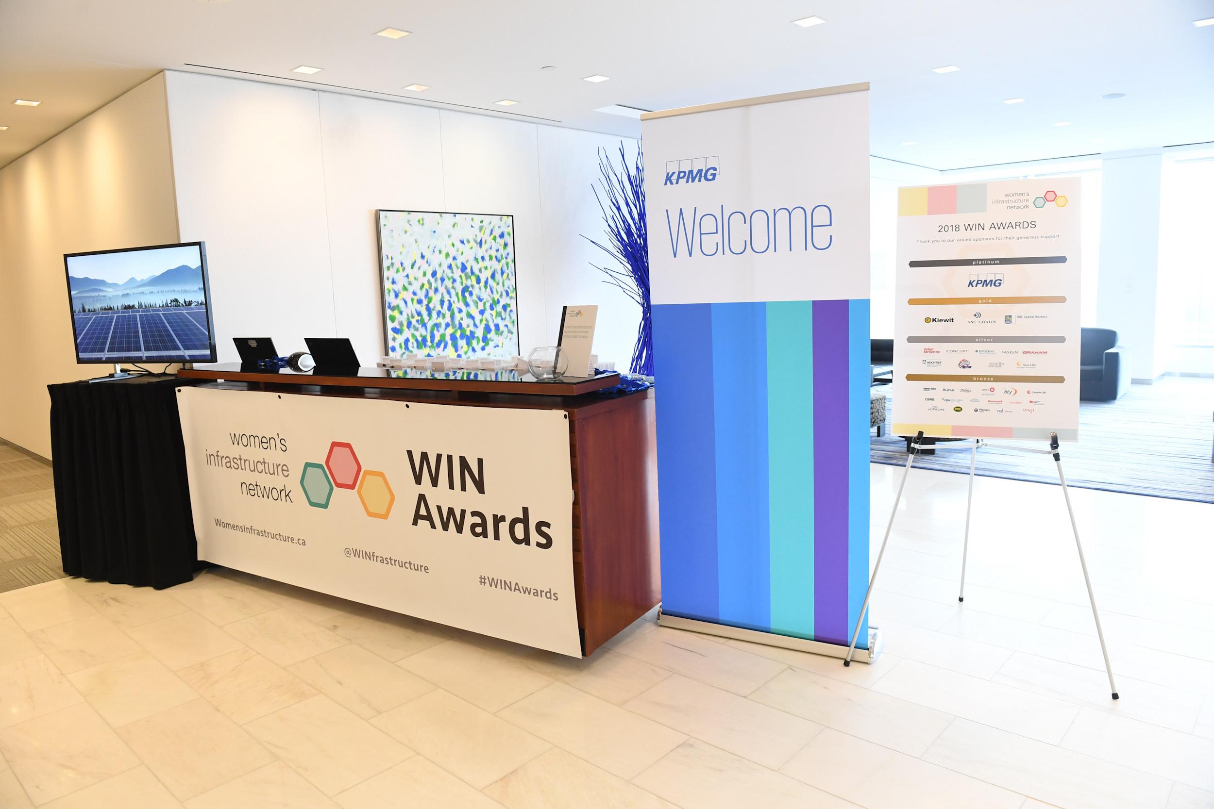 2018 WIN Awards