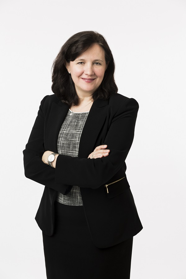 Alina Osorio - PresidentFiera Infrastructure