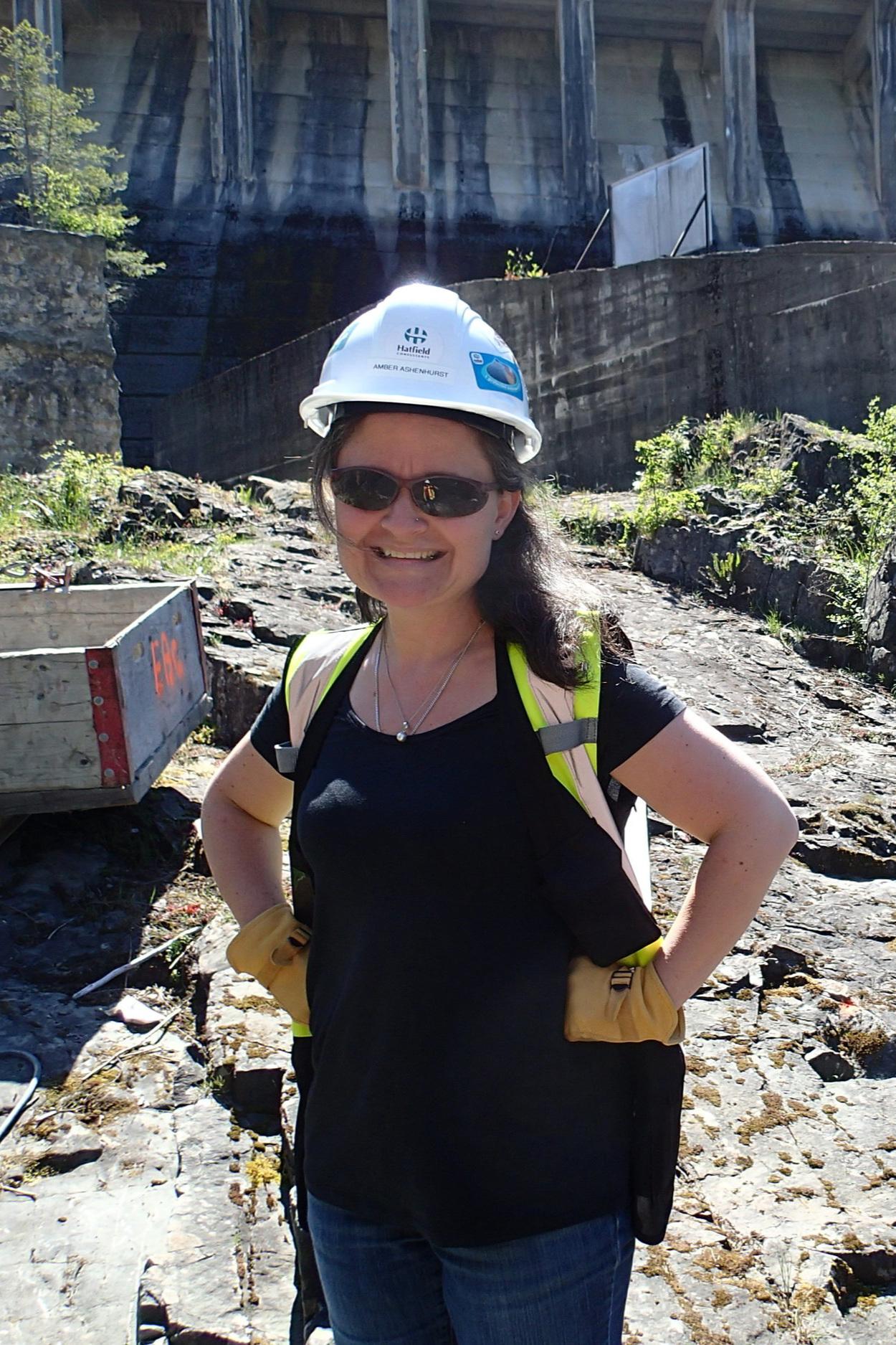 Amber Ashenhurst - Environmental ManagerHatfield Consultants