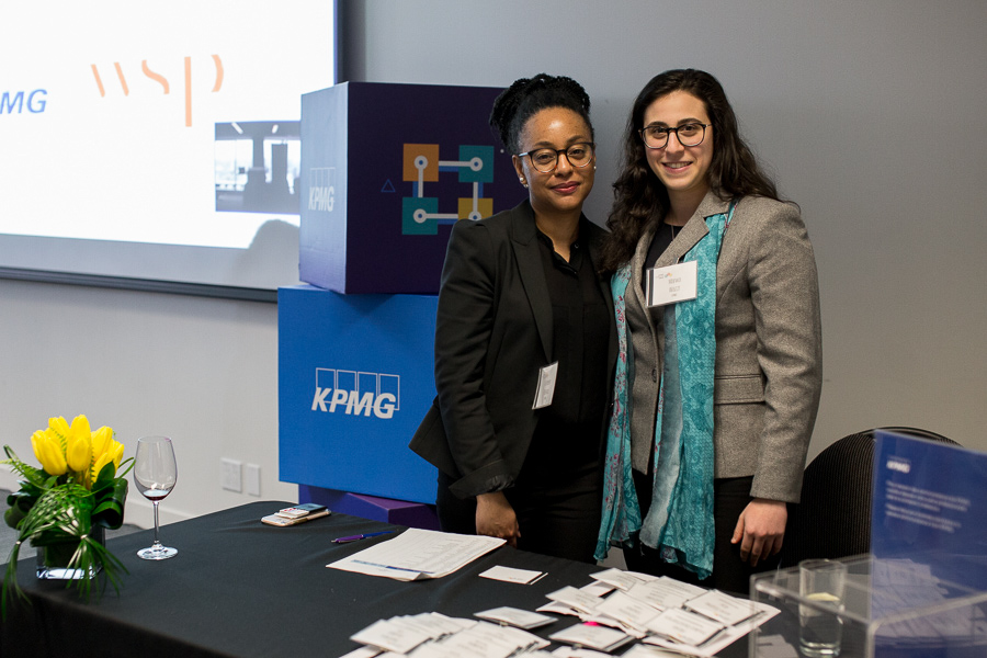 Montréal, 2019 WIN Awards @ KPMG