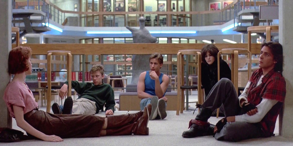 -  The Breakfast Club (1985)