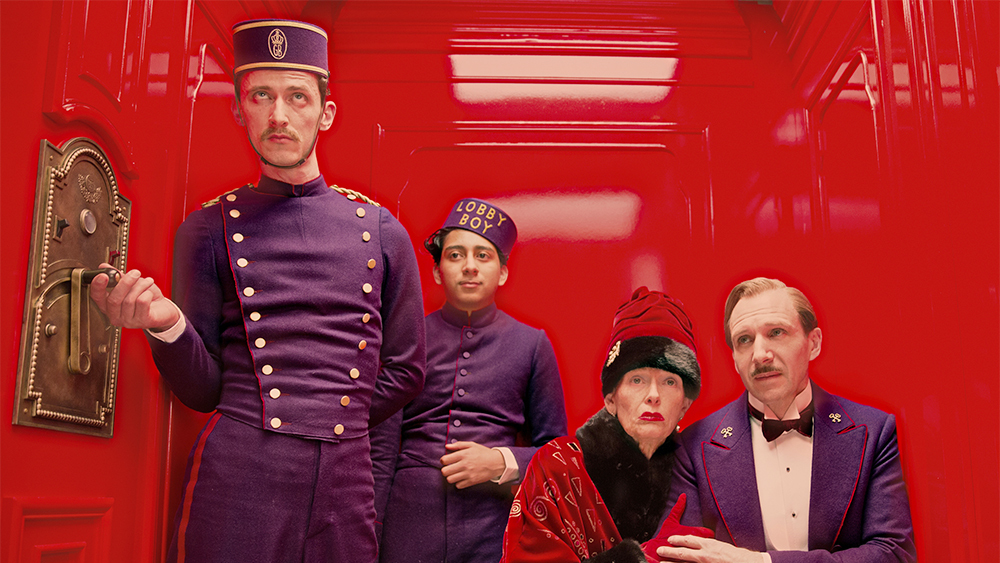 -  The Grand Budapest Hotel (2014)