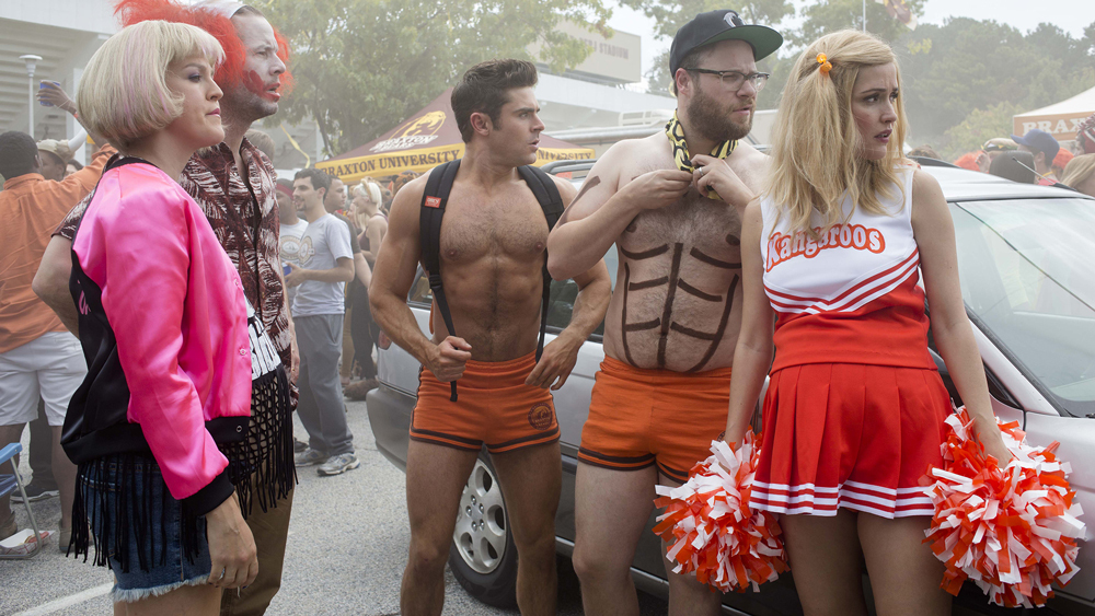 -  Neighbors 2: Sorority Rising (2016)