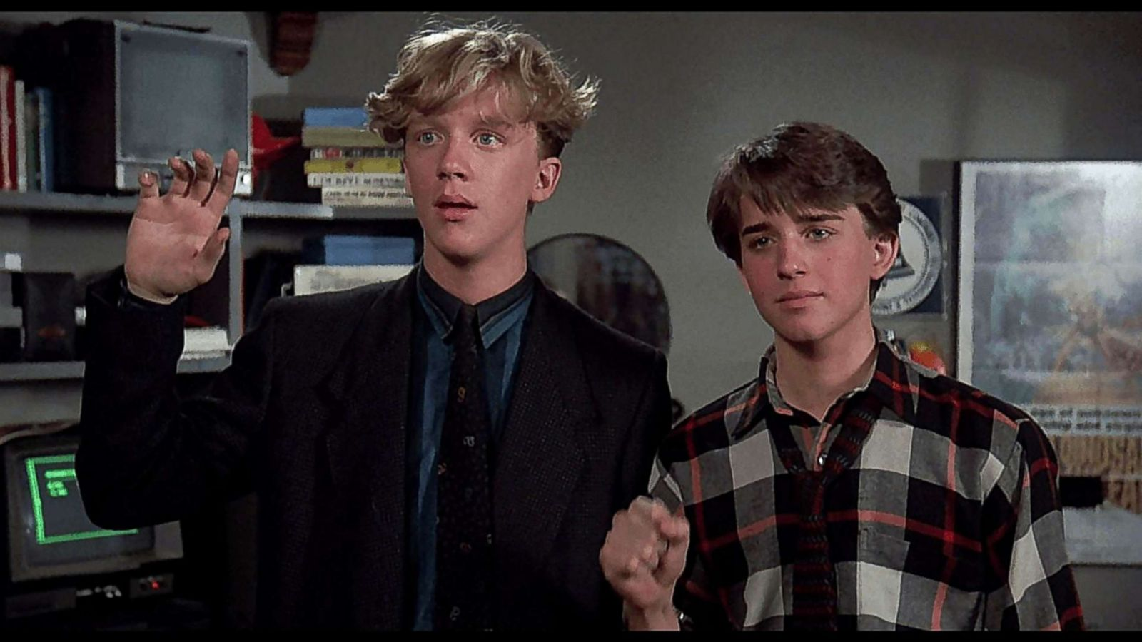 -  Weird Science (1985)