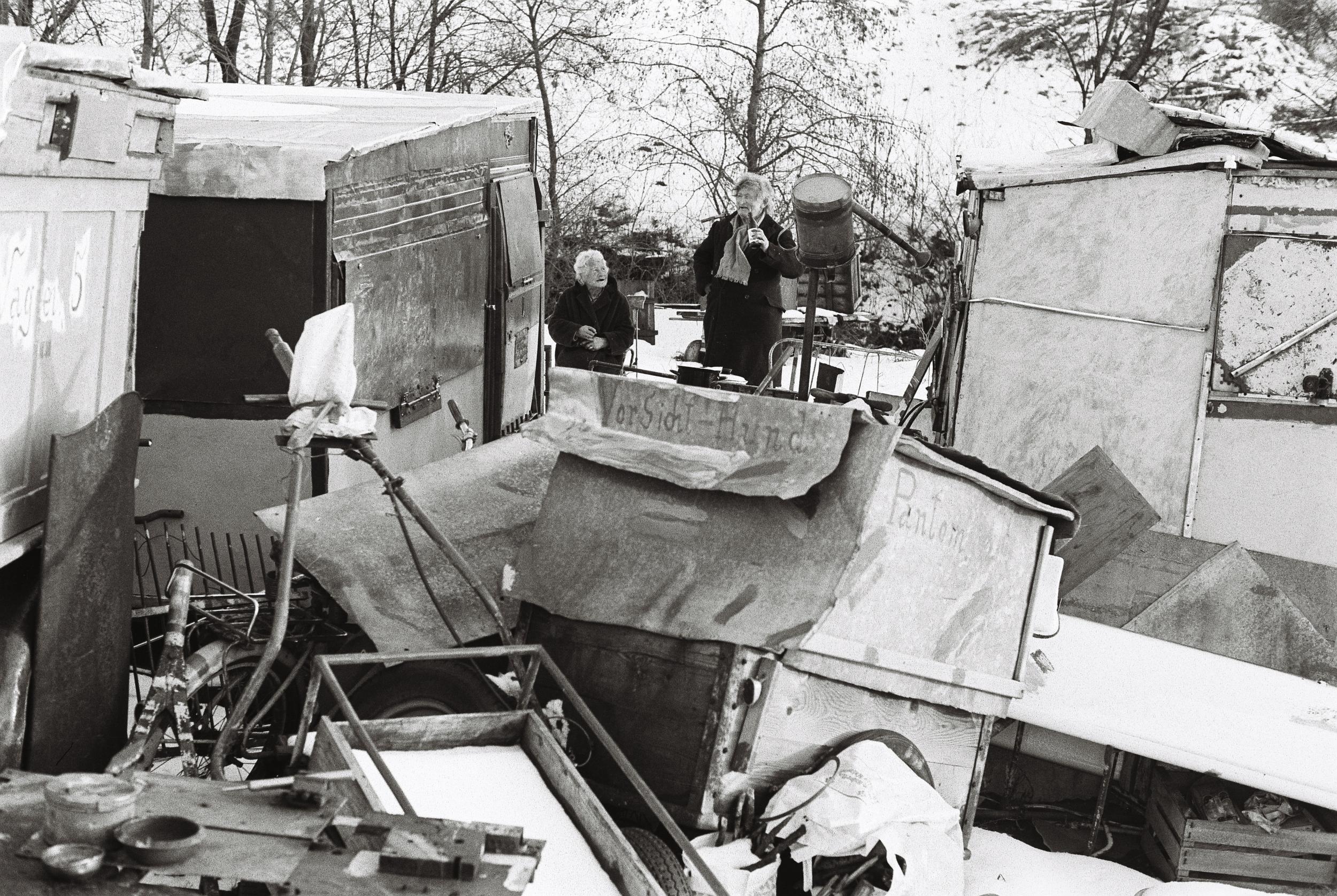 Camera: Pentax Spotmatic 135mm | Film: Ilford FP4 developed in Rodinal Allgäu, Bavaria in 1973