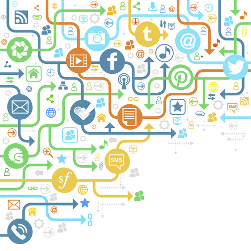 Social Media Marketing - SMM - Optimization - SMO - SEO -digital Marketing - online marketing - istagram - following notification - b2c 343
