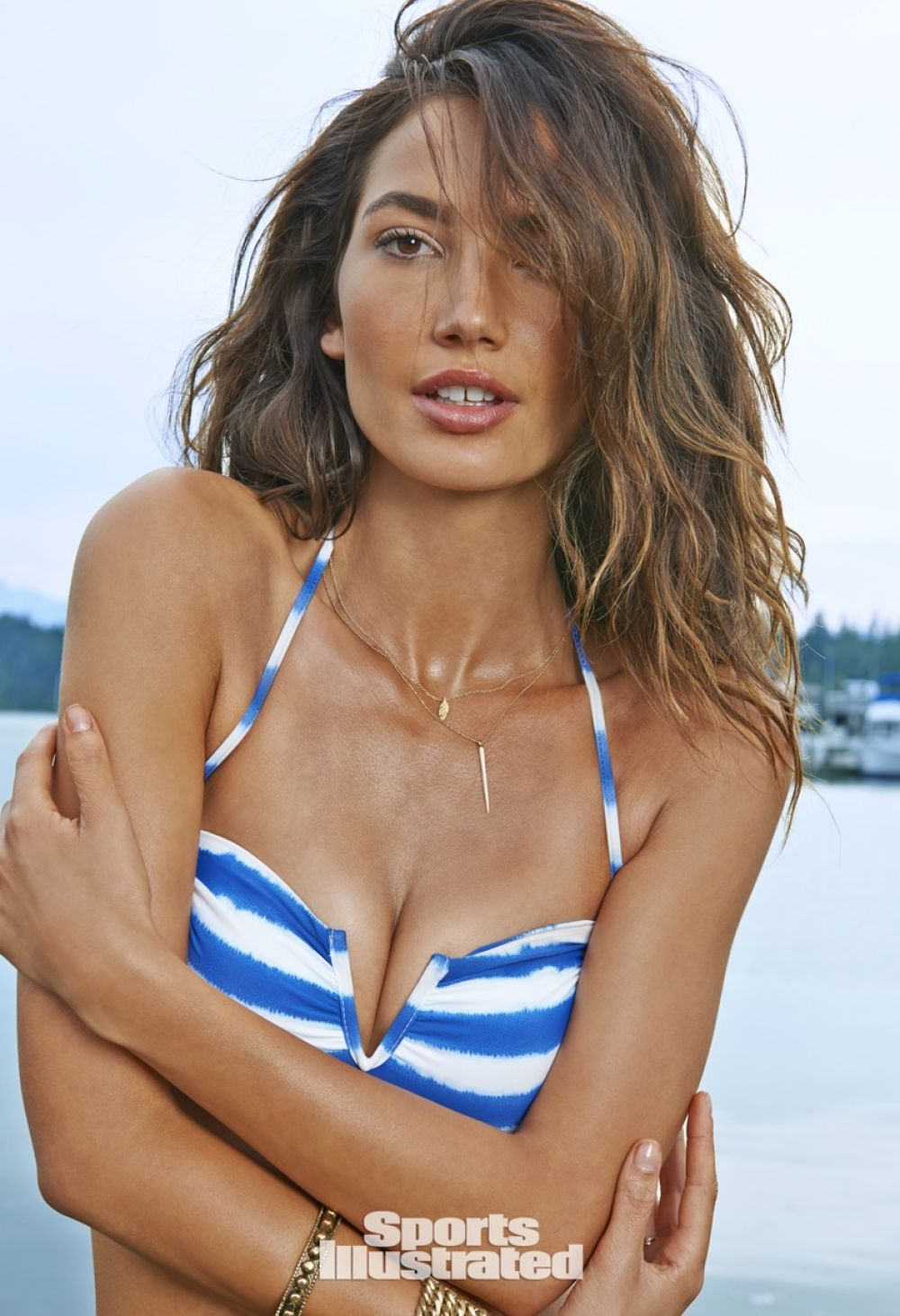 Lily Aldridge in SI Swimsuit Issue