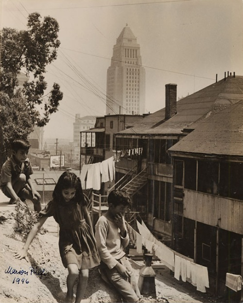 Boyle Heights in East L.A. circa 1946