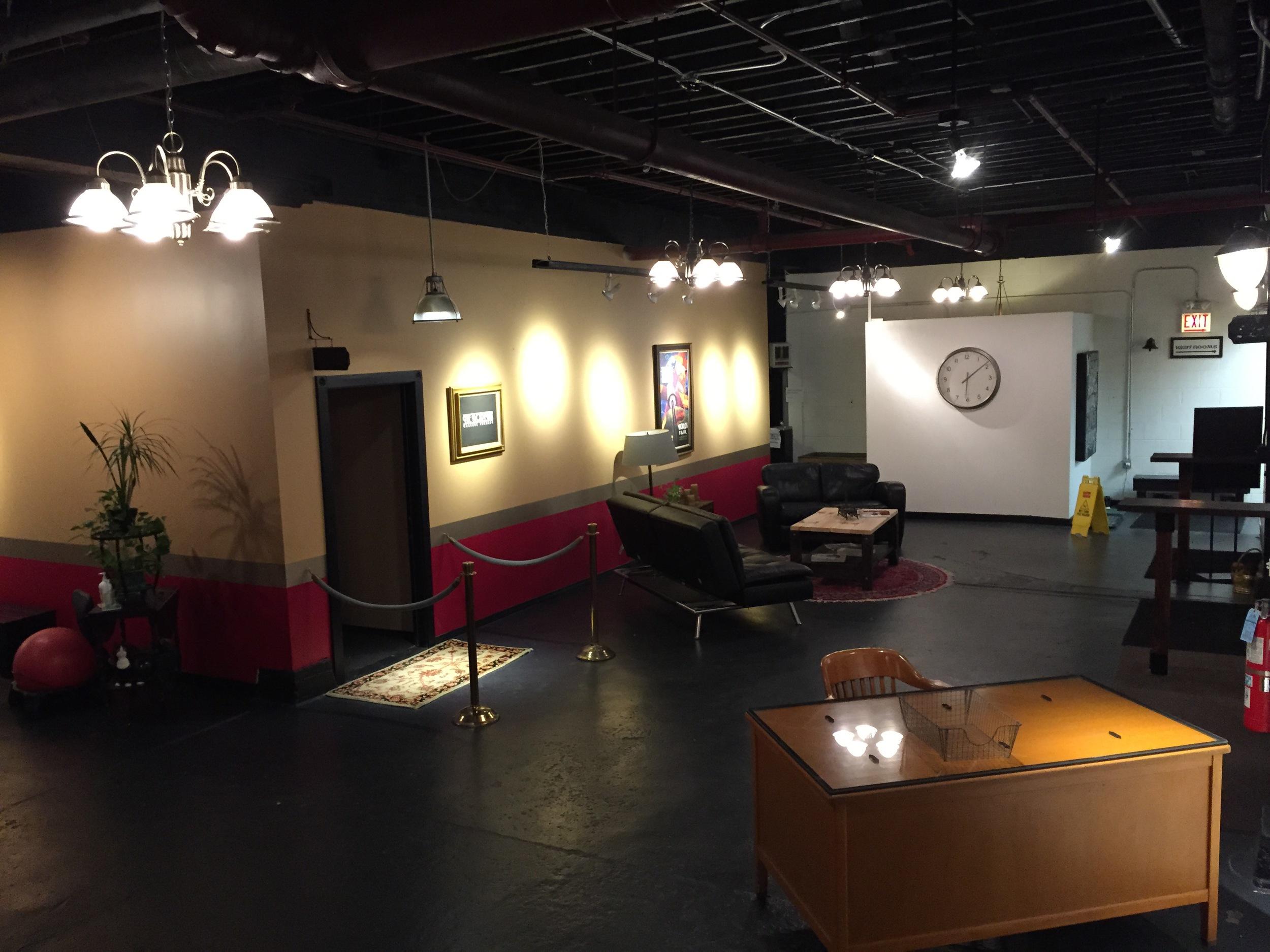 Massage Studio Main Lobby