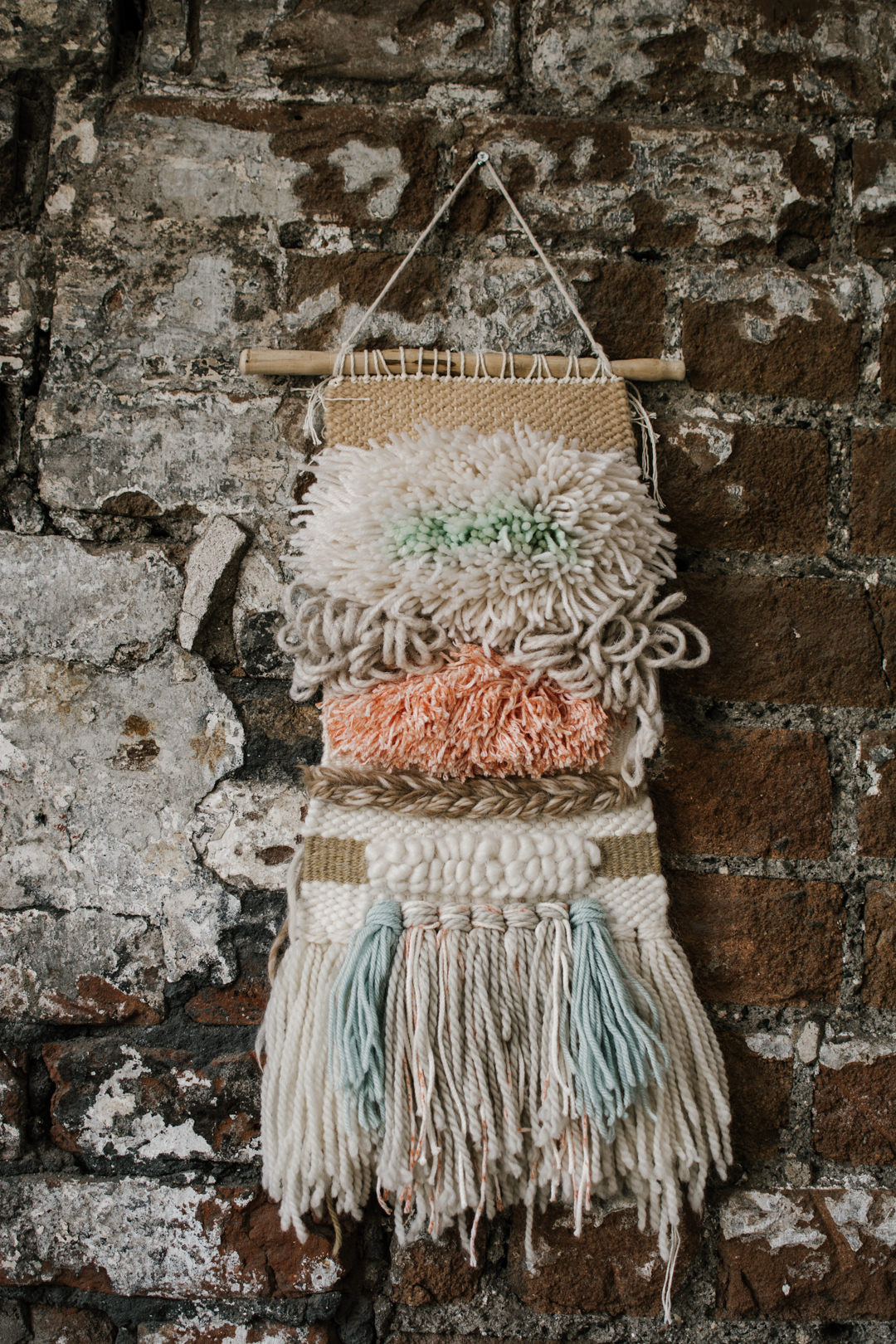 Modern Art and Craft Workshops and Classes in Bristol   Loom Weaving Workshop with Peas and Needles