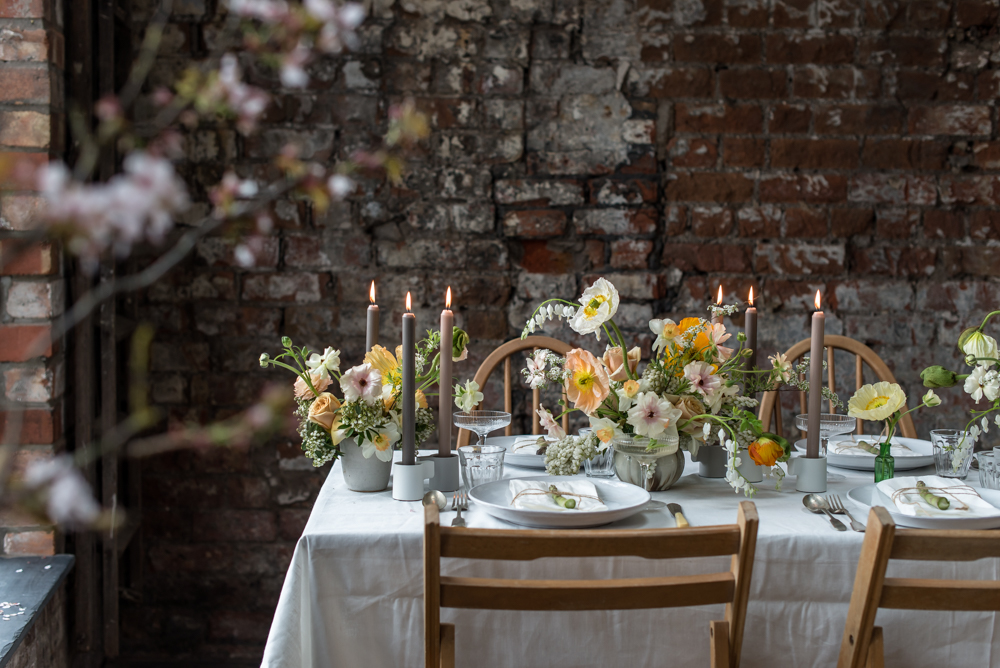 Beautiful intimate private dining, engagement and hen party venue in central Bristol