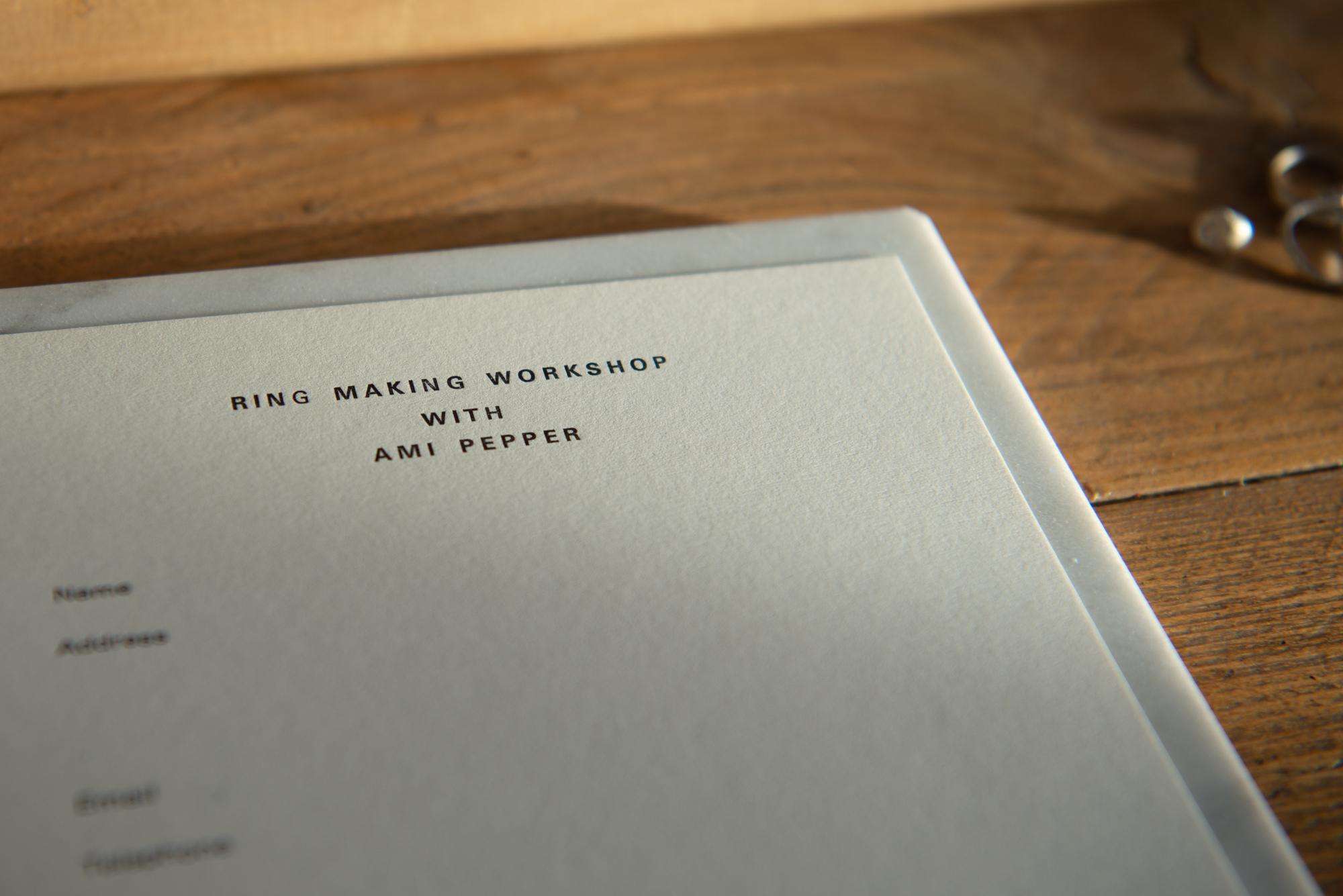 Ami Pepper Ring Making Workshop Bristol-1.jpg