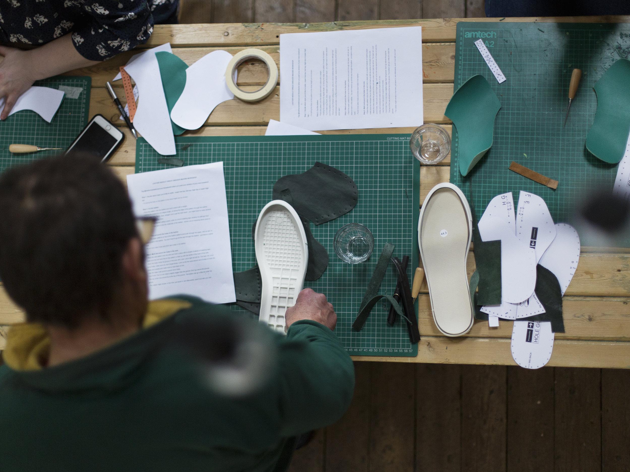 Creative Workshop Bristol_Leather Sneakers ©KasiaKiliszek-24.jpg