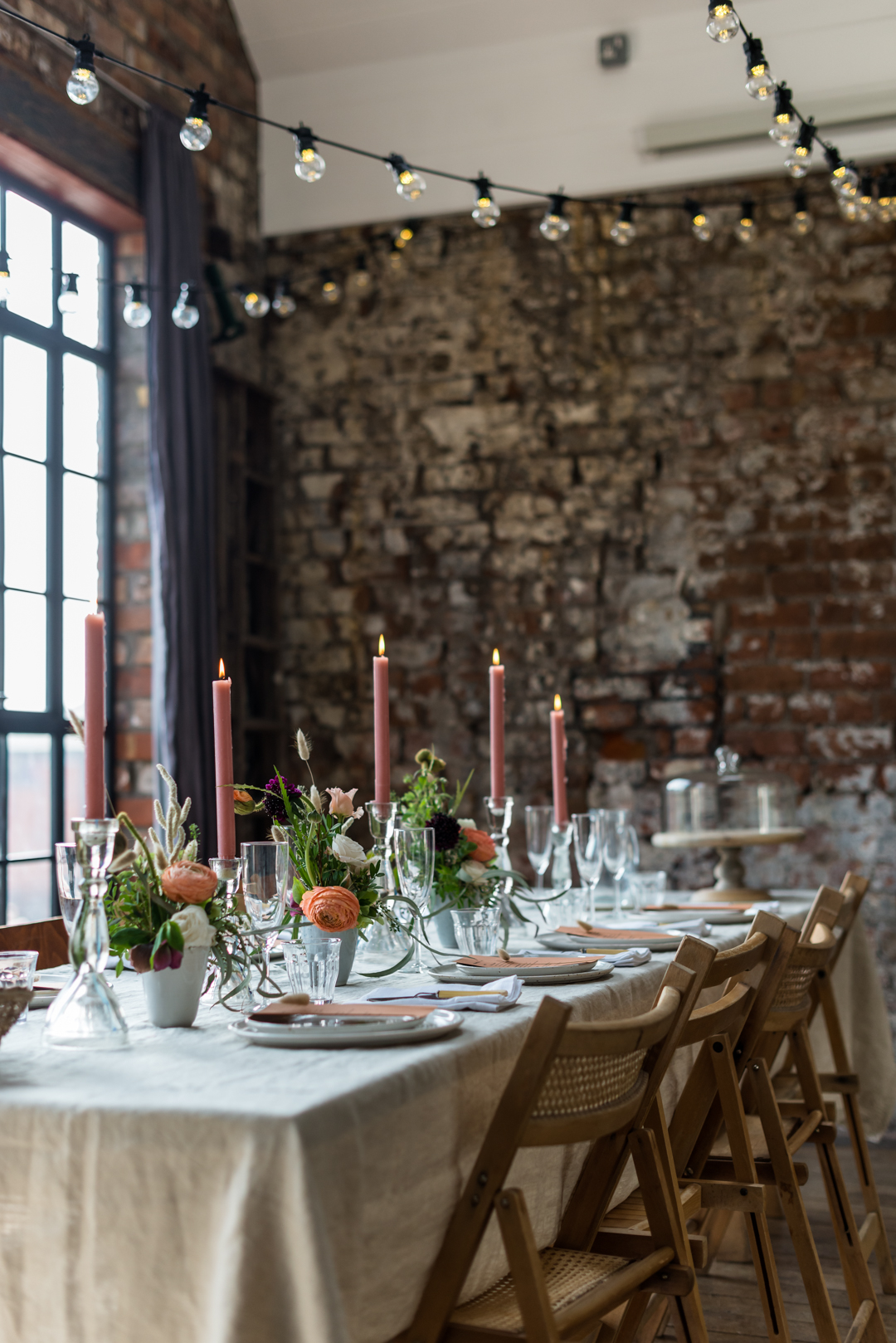 Beautiful private dining space and party venue for private hire in Bristol