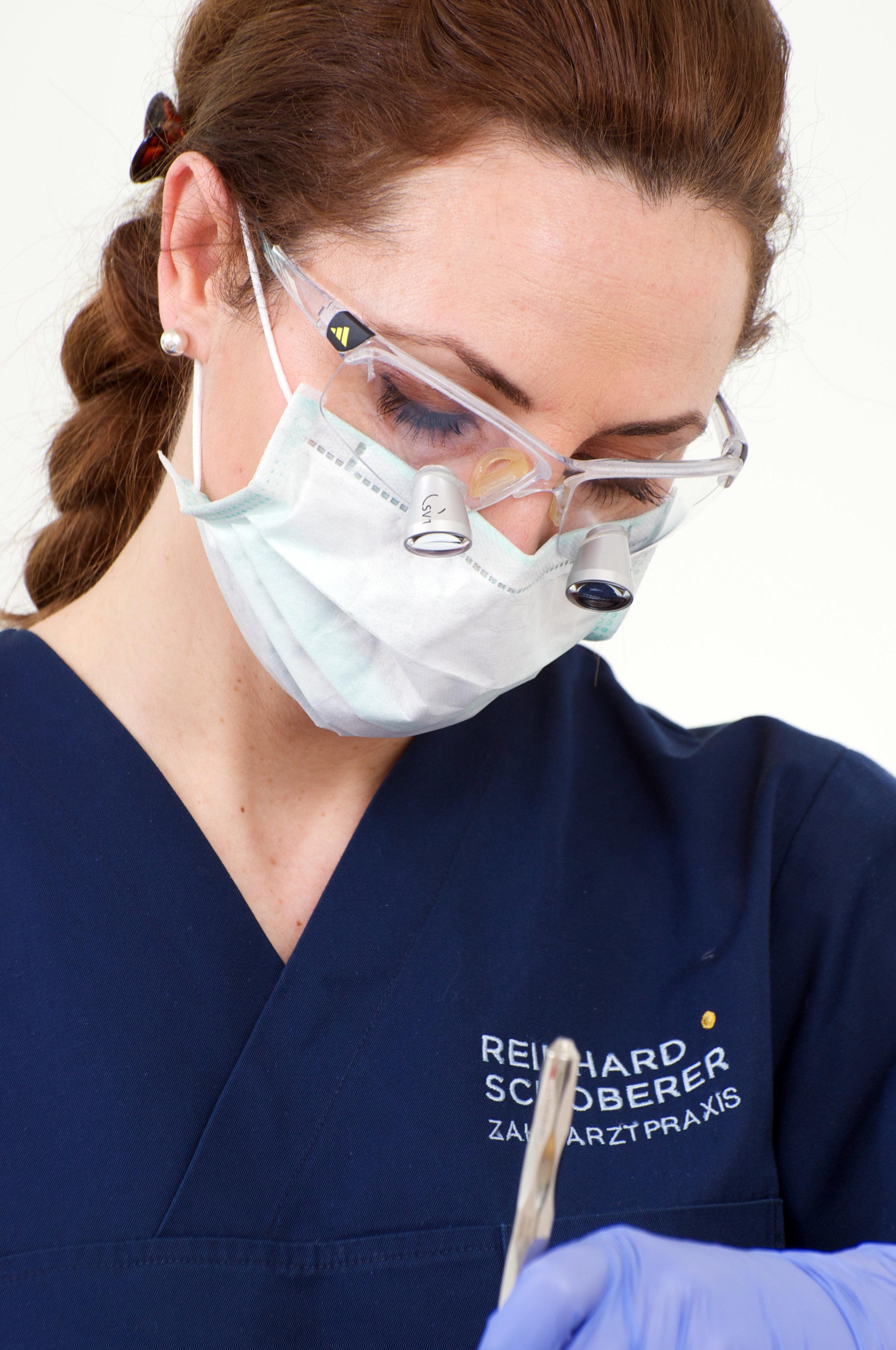 Zahnarztpraxis Schoberer Grünwald - Dentalhygiene